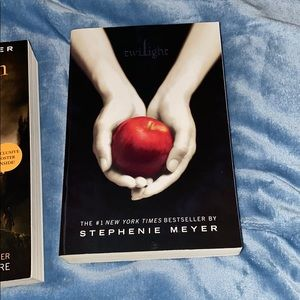 Twilight books - 2 only!